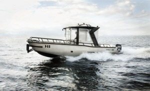 Fred25 Cabin Hanterbara båtar