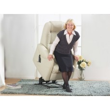 hög fåtölj för äldre