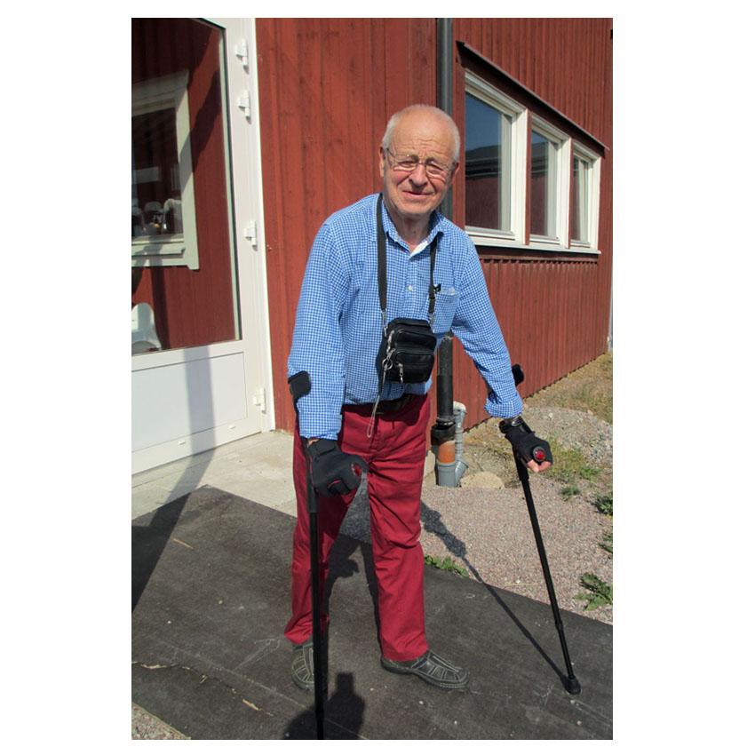Tre handikappade forsvann efter dans